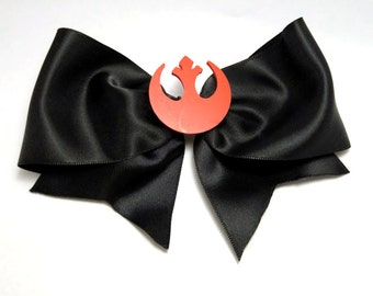 Star Wars Style Rebel Alliance Bow
