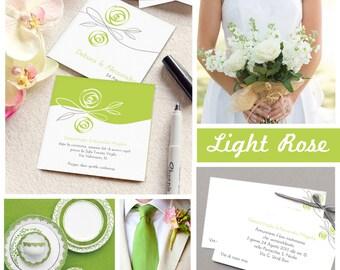 Partecipazione di matrimonio, invito di nozze in PDF da scaricare e personalizzare.Wedding invitation download, personalizzabile  economico.