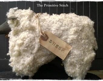 Primitive Shelf Sheep
