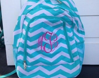 Chevron Backpack - Premium