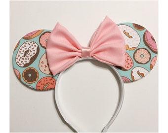 Donut Mouse Ears