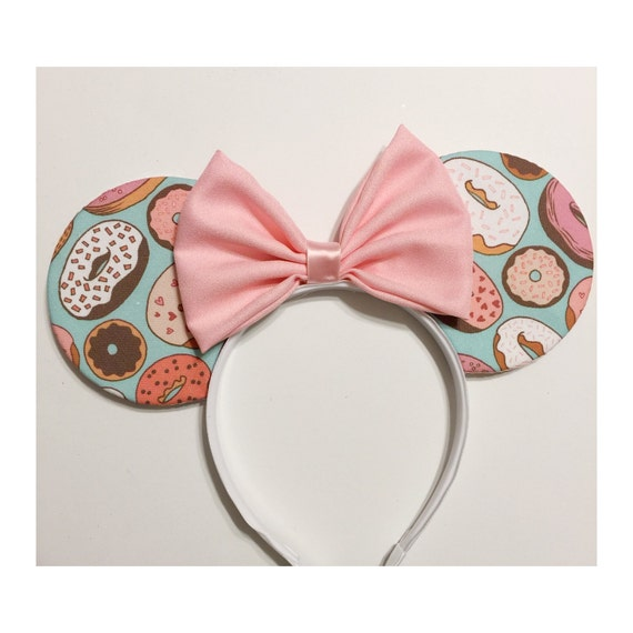 Donut Mouse Ears