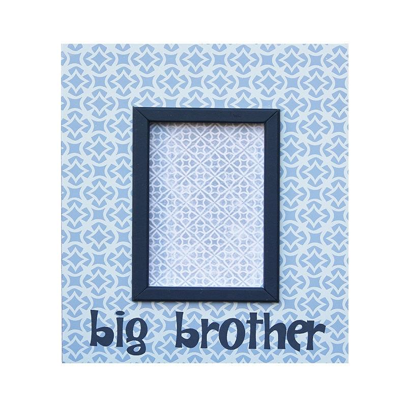 big brother frame for 4x6 photo. Black Bedroom Furniture Sets. Home Design Ideas