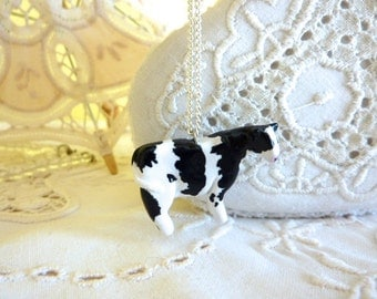 Cow Pendant Totem