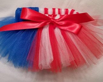 4th of July Dog tutu, Flag dog tutu, Red White and Blue Dog Tutu, Patriotic dog tutu, dog tutu, Fourth of July dog tutu, dog tutu, flag tutu