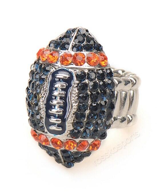 broncos denver broncos jewelry blue and orange by rosskosports