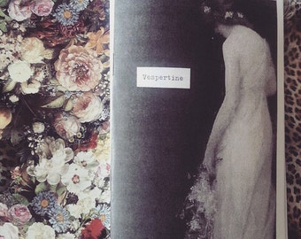 Vespertine: A Poetry Zine (FREE SHIPPING!)