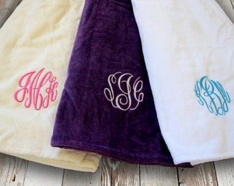 college towel terry cloth cover up terry cloth robe monogrammed shower wrap - Terry Cloth Robe