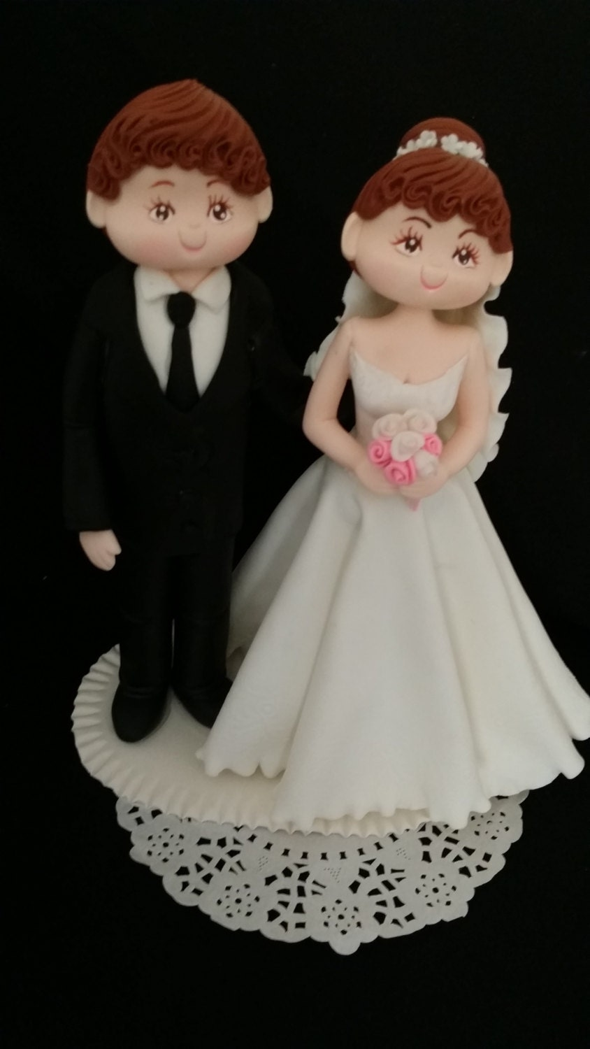 couple wedding cake wedding cake topper amp groom cake topper 13016