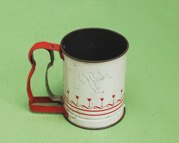 Flour Sifter Androck Hand I Sift Flour By Pinespringscottage