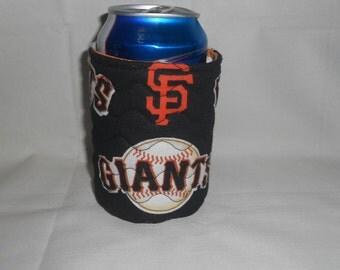 San Francisco Giants Soda or Beer Can Cooler