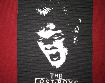 Lost Boys Cloth Punk Patch