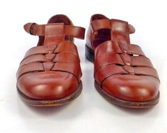 Cole Haan Leather Sandals size 9