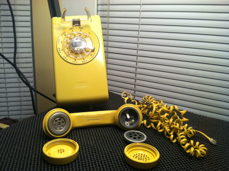 Vintage Bell Western Electric Model 554 By Vintageradiosonline