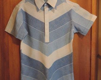 An Amazing Striped Shirt