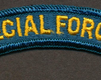 US Army Special Forces Tab / Patch