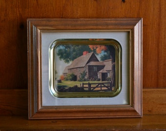 Unique and Rare Vintage 60's Turner Wall Accessory