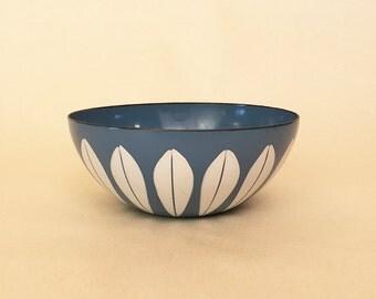 Blue Cathrineholm Lotus Bowl by Cathrineholm Norway