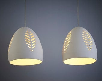 Pendant Light. Lighting. Hanging Lamps. Ceramic Lamp. Lighting Fixture.