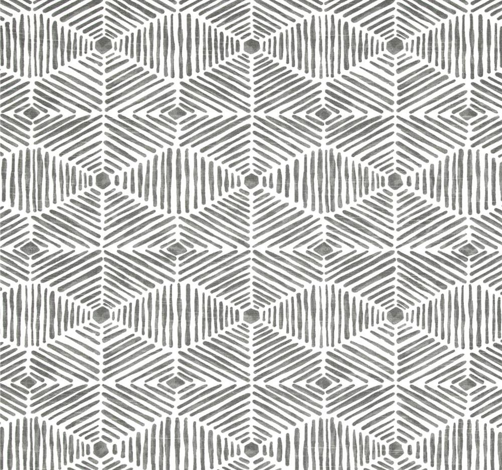 grey home decor fabric by the yard designer tribal grey