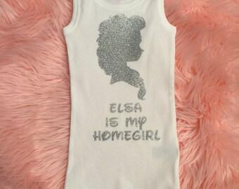 Elsa or Anna shirt