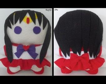 Sailor Mars Plush