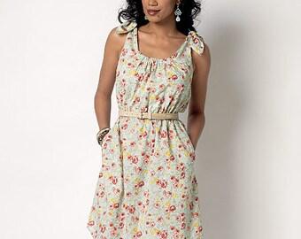 Butterick Pattern B6205 Misses' Dress