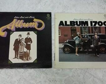 VG++ Peter, Paul & Mary 4 LP Lot Mono pressings
