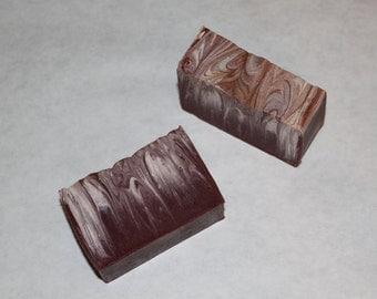 Handmade Rum Raisin Soap