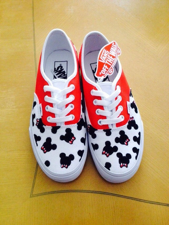 Mickey Mouse Nike Shoes For Adults