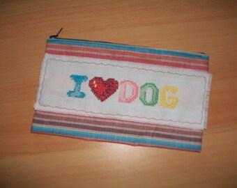 box the < 3 dog