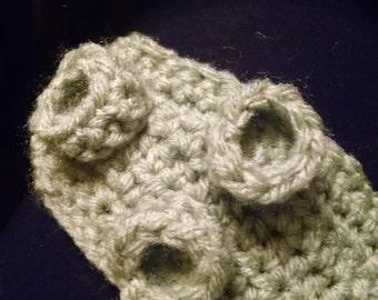 Tentacle Scarf - Crochet Pattern