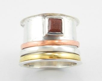 Zara Meditation Ring