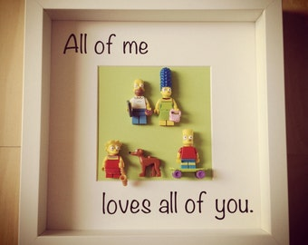 Simpsons 'all of me...' Frame.