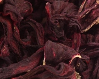 Hibiscus Herbal Tea  **Caffeine Free**