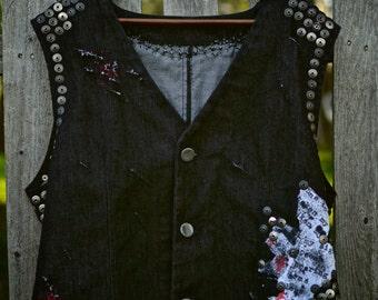 Men's Metallica Vest