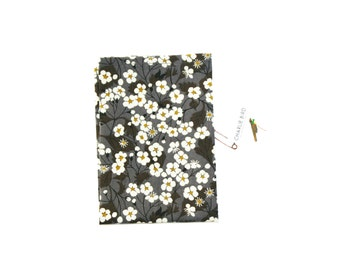 "Pocket square  ""Mitsi grey"" pattern"