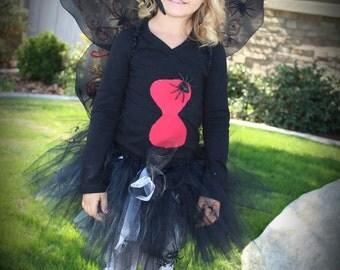 Black widow fairy!