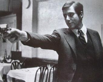 The Godfather Marlon Brando Al Pacino poster 24 x 36