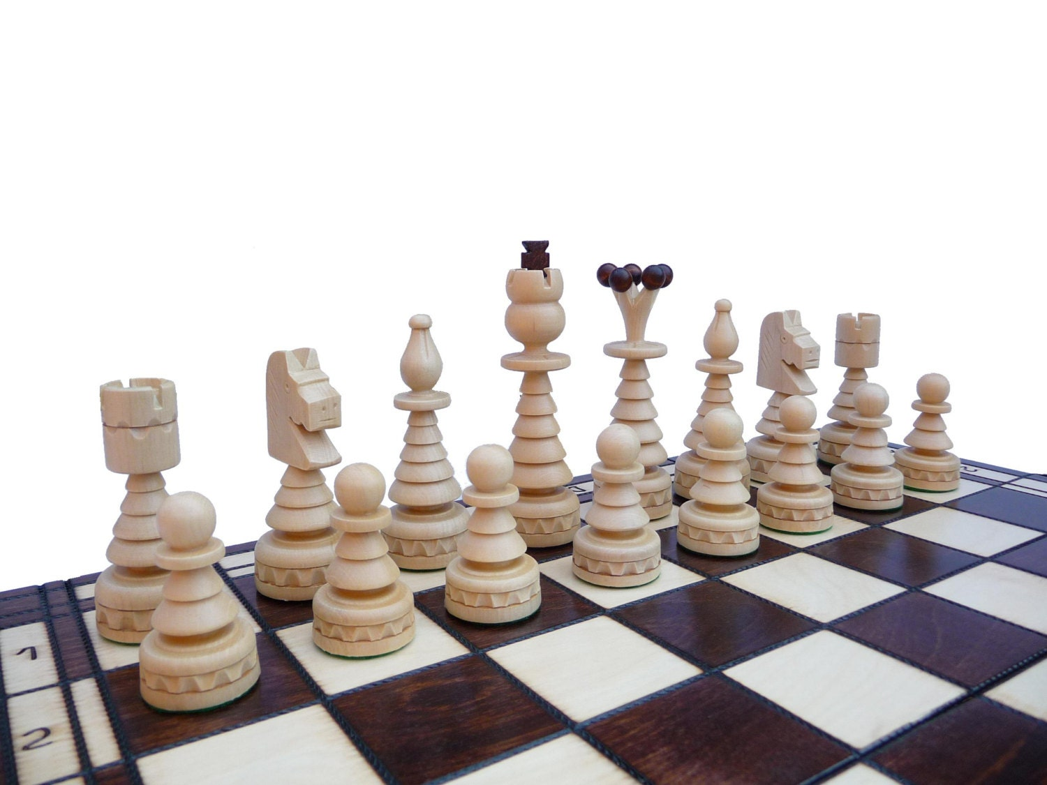 Wooden Chess Sets For Sale Garage Sale Item 21 Quot