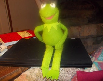 vintage fisher price kermit the frog