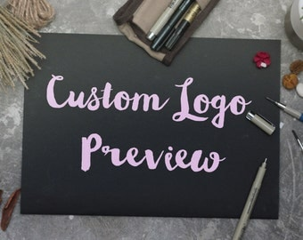 Custom Logo Preview of Selected Design