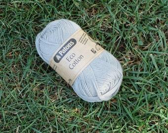 Patons Eco Cotton 4 ply - Stone