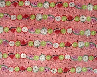 Kokka Japan Double Gauze Fruit Print