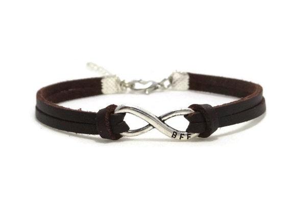 Beste freunde armband unendlichkeit freundschaftsarmband for Armband fa r beste freundin