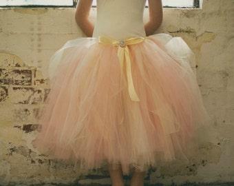 Girl's Sunrise Sparkle Tutu Skirt