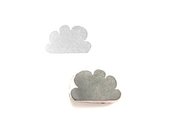 Cloud Rubber Stamp | 014080