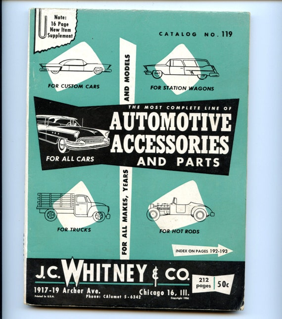 Classic Parts Catalogs – Jerusalem House