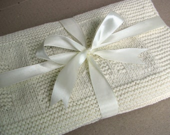 Crochet baby blanket - Baby shower gift - Baby blanket