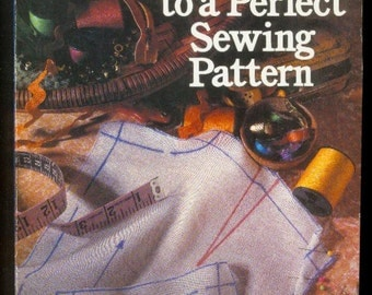 1989 SHORTCUTS To A Perfect Sewing Pattern Rusty Bensussen Vintage Craft Book